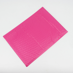 Color Poly bubble mailer